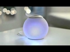 Color Glow ScentGlow Warmer #PartyLite