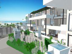 #Riviera, off-plan, #apartments #mijascosta, see  http://bablomarbella.com/en/show/sale/25149/luxury-apartments-on-costa-del-sol/