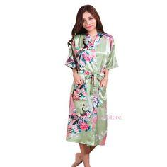 Gender  Women Item Type  Robes Pattern Type  Print Fabric Type  Satin  Material  Silk b84531868