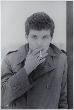 Ian Curtis / Joy Division