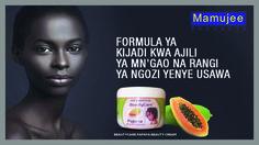 Dondoa za papai asili kwenye BeautyCare Papaya Beauty Cream itakuzawadia mn'gao wenye afya na rangi ya ngozi yenye usawa #mamujeeproducts #beautyproducts #cosmetics #haircareproducts #skincareproducts #tanzania #tanga