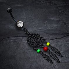 Rasta dream catcher