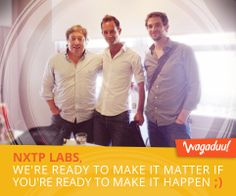 NXTP Labs, we are waiting for your decision!   No other #StartUp is gonna WIN the #success #RACE faster than Wagaduu!; help us RUN even faster!