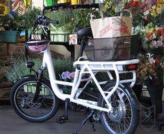 Juiced Electric Cargo Bike