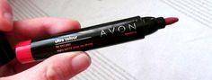 Avon ultra color lip tint pen - raspberry