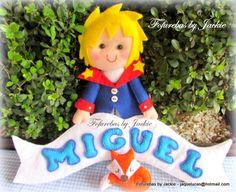 Fofurebas By Jackie: Pequeno Príncipe - Miguel Simas