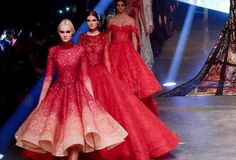 Dubai's Fashion Forward Week Was A Glitzy Affair. Here's All You Need To See