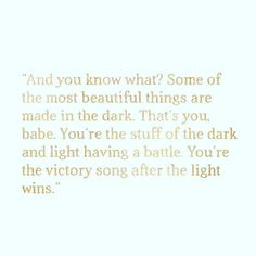 Another great quote by @youareluminous
