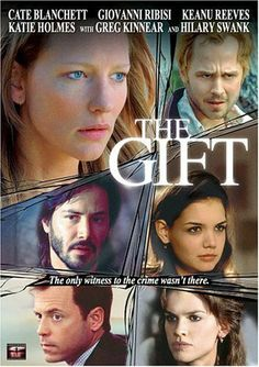 'The Gift' - a whodunit I haven't seen yet.
