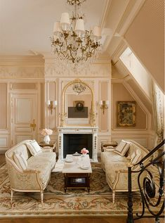 The Ritz Carlton in Paris is the ultimate in traditional glamour and timelessly elegant French style!
