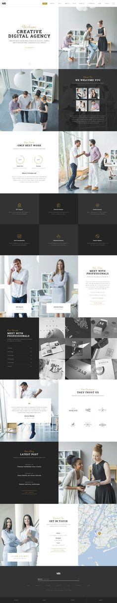 NRG Web Design Inspiration 3