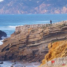 One of the most beautiful #beaches around the #Lisbon in an unspoiled dunes' area in the Sintra-Cascais natural park. It's world's top windsurfing and surfing locations.