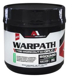 American Metabolix War Path Pre Workout Supplement Review #Fitness http://www.workoutnrecover.com/supplements/best-pre-workout-review/american-muscle-warpath/