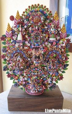 Mexican Tree of Life