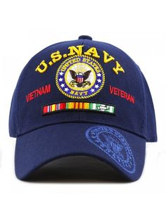 bc8f6e26 7 Best US Navy Hats images | Military veterans, Us navy hats ...