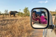 Our last few days in South Africa and Swaziland of course means a trip to #KrugerNationalPark. We'll be home soon. Certainly not ready so soon this time. #SelfiesWithAnimals #ElephantPhotoBomb #Kruger #elephant #wildlife #nature #animals #SouthAfrica