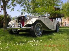 1952 #Mg TD for sale - € 34.000