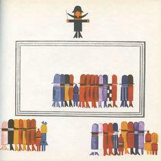 Illustration by Květa Pacovská