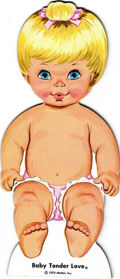 Paper Dolls~Baby Tender Love-box - INMACULADA R. L - Álbumes web de Picasa