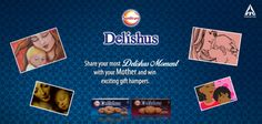#SunfeastDelishus wishes you all a Happy Mother's Day!   Make this day count this time with our #MyPerfectMom contest. All you need to do is make dedication to your #Mom by telling us about a special moment you share with your mother.  5 unique most unique entries will exclusive #SunfestDelishus goodies!  Visit us on #Facebook to participate.