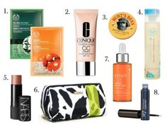 from capitol hill style: belle's january beauty buys