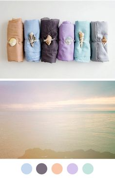 Soothing Color Palette #jewelryinspiration #cousincorp
