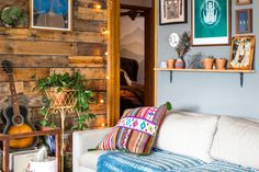 Get the Look: Rustic Cozy Boho Cabin — Shop the Style