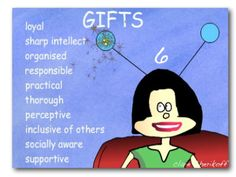 Type 6 - gifts