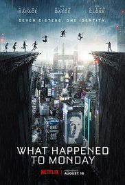 What Happened to Monday Poster