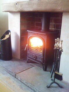 Wood burning stove~