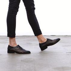 amazing shoes. freda salvador