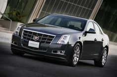 Cadillac CTS: Taking Art and Science To A Higher Level