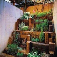1000 images about peque os espacios on pinterest ideas for Jardines para espacios pequenos