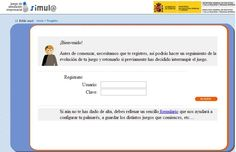 SIMUL@ - Simulador de modelos de negocio en modo Gamificacion del Ministerio