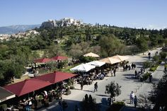 Around the historical center of #Athens #Thissio