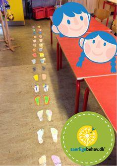 Ideer til klasselokalet
