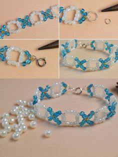 Like the seed beads bracelet?This tutorial will be published by LC.Pandahall.com soon.