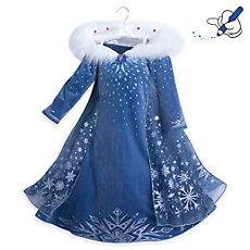 Disney Frozen Il regno di ghiaccio Vestito