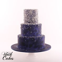 Starry Night - Under The Stars - Wedding Cake Ideas | Starry Night ...