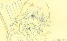 artbooksnat:  Animation key frames, all illustrated by Sushio...