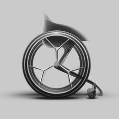 SoudaBrooklyn /Advance preview of GO A 3D-printed wheelchair by layer_design