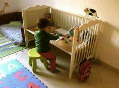 Da culla a scrivania