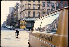 NYC...2nd Ave. and 6th Street, 1980...