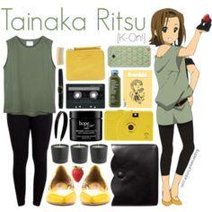 Tainaka Ritsu [K-On!]
