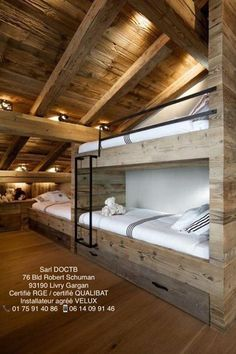 Exceptional Spectacular And Stylish Design Of The Attic Floor And Loft Bedroom.