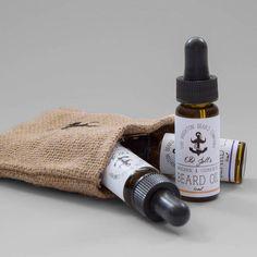 The Brighton Beard Company Groombridge Beard Oil Gift Set