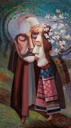 Optical Illusion Paintings by Ukrainian artist Oleg Shuplyak website : http://www.art.ber.te.ua/