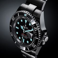 TimeZone : Basel/SIHH 2017 » Basel 2017 - Rolex Oyster Perpetual Sea-Dweller 43mm Red
