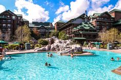 Disney's Wilderness Lodge, Disney World FL