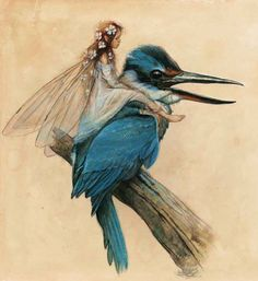 Fantasy blog  Fairy by  Jean-Baptiste Monge